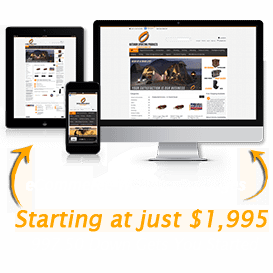 image of ecommerce website package deal