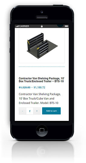 image of commercial-vehicle-equipment-ecommerce-website-featured-project-mobile-view-2020-georgia-web-development