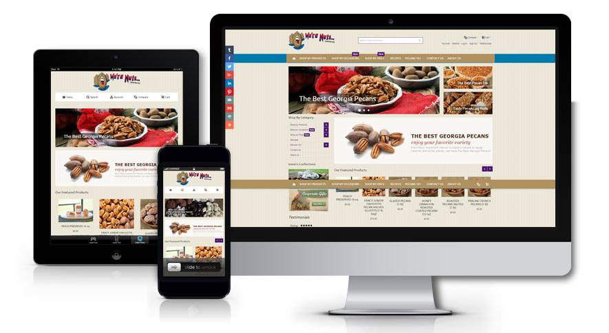 image of ellis-brothers-pecans-ecommerce-website-featured-project-2020-georgia-web-development
